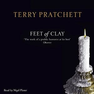 Feet of Clay: Discworld 19 AudioBook Download