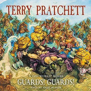 Guards! Guards!: Discworld 8 AudioBook Download