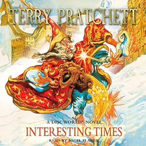 Interesting Times: Discworld 17 AudioBook Download