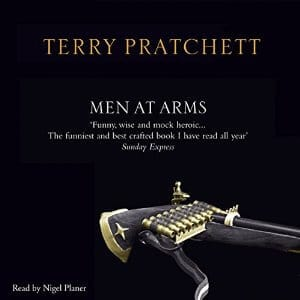 Men at Arms: Discworld 15 AudioBook Download
