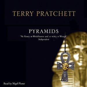 Pyramids: Discworld 7 AudioBook Download