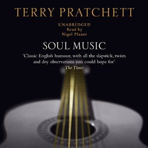 Soul Music: Discworld 16 AudioBook Download