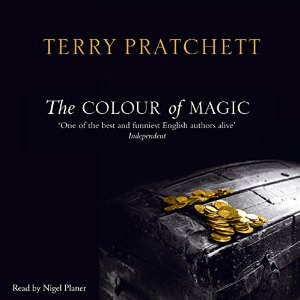 The Colour of Magic: Discworld 1 AudioBook