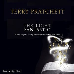 The Light Fantastic: Discworld 2 AudioBook