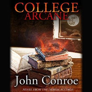 College Arcane By John Conroe AudioBook Free Download