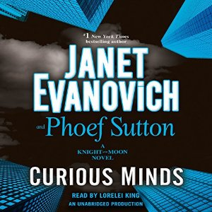 Curious Minds By Janet Evanovich, Phoef Sutton AudioBook Download