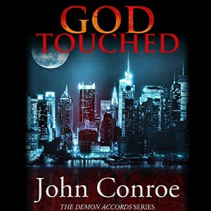 God Touched By John Conroe AudioBook Download (MP3)
