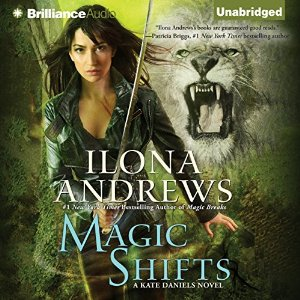 Magic Shifts: Kate Daniels By Ilona Andrews AudioBook Download