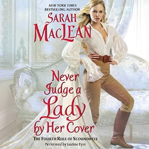 Never Judge a Lady by Her Cover By Sarah MacLean AudioBook Download