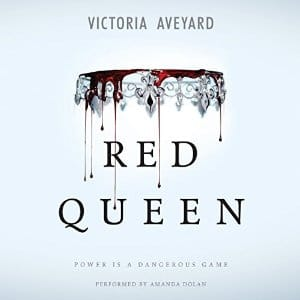 Red Queen By Victoria Aveyard AudioBook Download (MP3)