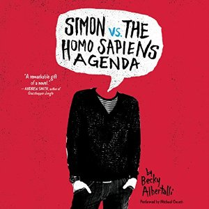 Simon vs. the Homo Sapiens Agenda By Becky Albertalli AudioBook Download