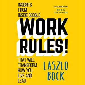 Work Rules | Laszlo Bock | AudioBook Download