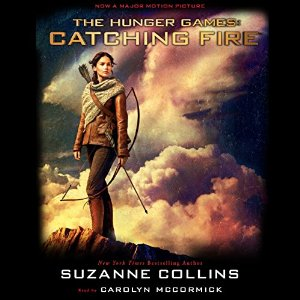 Catching Fire By Suzanne Collins AudioBook Free Download