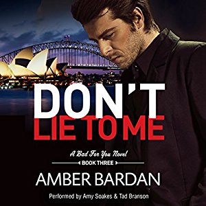 Don't Lie to Me By Amber Bardan AudioBook Free Download