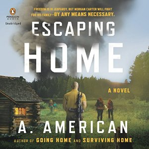 Escaping Home By A. American AudioBook Download