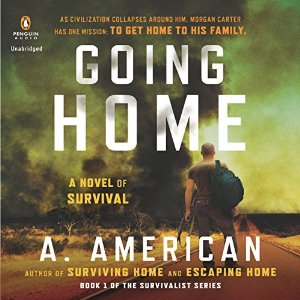 Going Home By A. American AudioBook Free Download