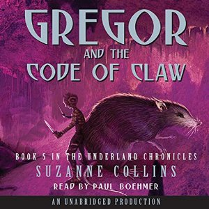 Gregor and the Code of Claw By Suzanne Collins AudioBook Download