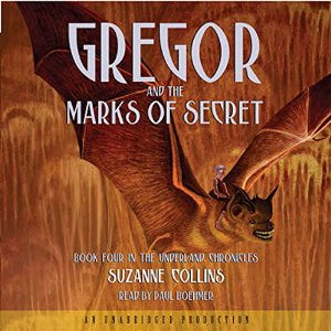 Gregor and the Marks of Secret By Suzanne Collins AudioBook Download