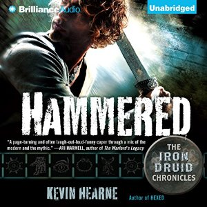 Hammered By Kevin Hearne AudioBook Free Download