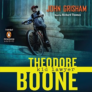 Kid Lawyer By John Grisham AudioBook Free Download