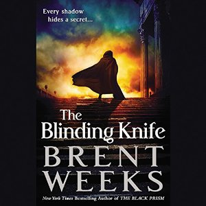 The Blinding Knife By Brent Weeks AudioBook Free Download