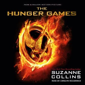 The Hunger Games By Suzanne Collins AudioBook Download (MP3)