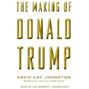 The Making of Donald Trump By David Cay Johnston AudioBook Download