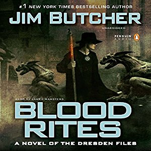 Blood Rites By Jim Butcher AudioBook Free Download
