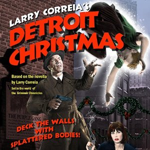 Detroit Christmas By Larry Correia AudioBook Free Download