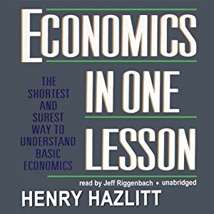 Economics in One Lesson | Henry Hazlitt | AudioBook Free Download