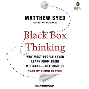 Black Box Thinking By Matthew Syed AudioBook Free Download