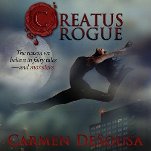 Creatus Rogue By Carmen DeSousa AudioBook Free Download