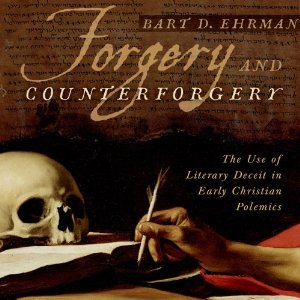 Forgery and Counterforgery By Bart D. Ehrman AudioBook Free Download