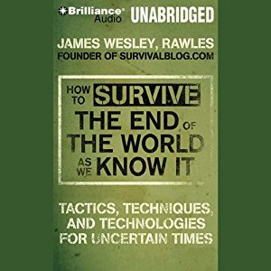 How to Survive By James Wesley Rawles AudioBook Free Download