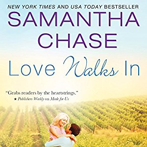 Love Walks In By Samantha Chase AudioBook Free Download