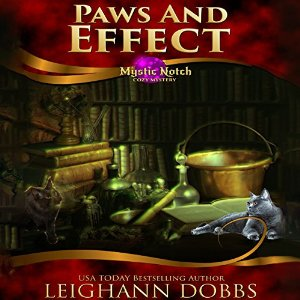 Paws and Effect By Leighann Dobbs AudioBook Free Download