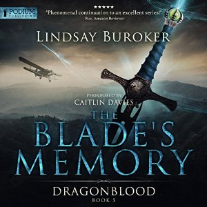The Blade's Memory By Lindsay Buroker AudioBook Free Download
