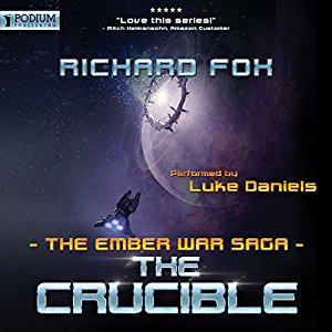 The Crucible By Richard Fox AudioBook Free Download