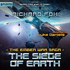 The Siege of Earth By Richard Fox AudioBook Free Download