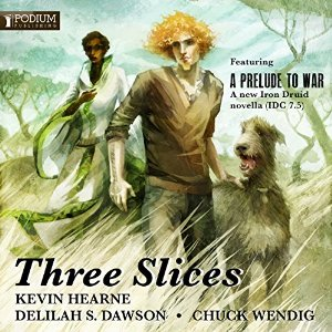 Three Slices By Kevin Hearne AudioBook Free Download
