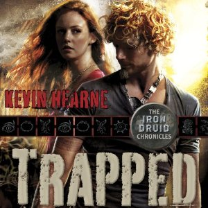 Trapped By Kevin Hearne AudioBook Free Download