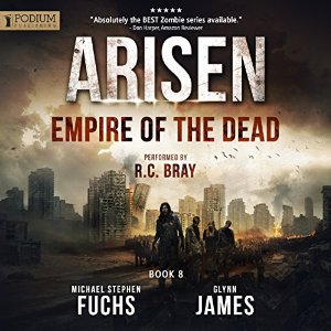 Empire of the Dead By Michael Stephen Fuchs , Glynn James AudioBook Free Download
