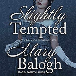 Slightly Tempted By Mary Balogh AudioBook Free Download