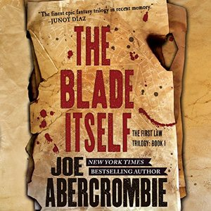 The Blade Itself By Joe Abercrombie AudioBook Free Download