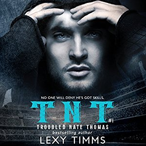 Troubled Nate Thomas By Lexy Timms AudioBook Free Download