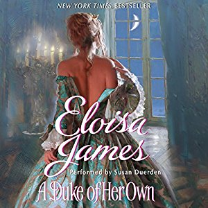 A Duke of Her Own By Eloisa James AudioBook Free Download