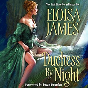 Duchess by Night By Eloisa James AudioBook Free Download