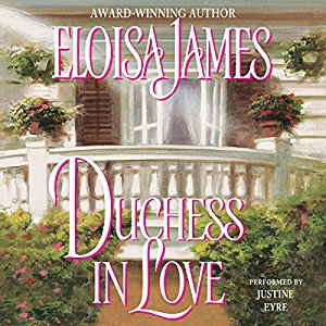 Duchess in Love By Eloisa James AudioBook Free Download