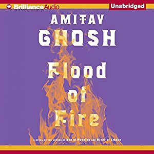 Flood of Fire By Amitav Ghosh AudioBook Download
