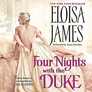 Four Nights with the Duke By Eloisa James AudioBook Free Download